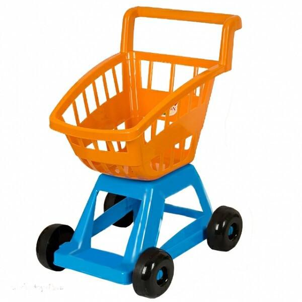 Детская тележка для супермаркета детская
