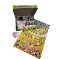 Настольная игра Корова для детей рус Ранок 12120023Р tsi30016, КОД: 1660906