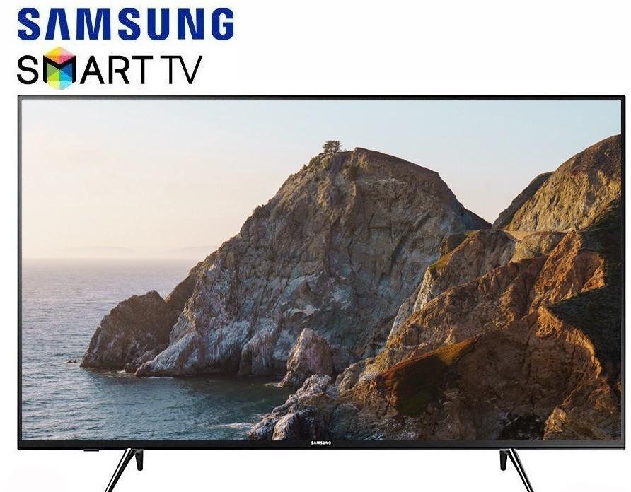 Телевизор Samsung43 дюйма.SmartTV, Wi-Fi,Full HD.Телевизор Самсунг43RU7100