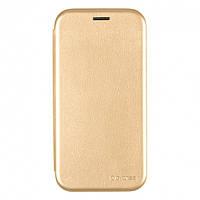 Чехол-книжка Flip Cover for Huawei Y5 (2019) G-Case Ranger Gold