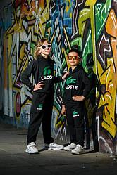 Спортивный костюм двойка для мальчика и девочки Lacoste Лакост Лакоста