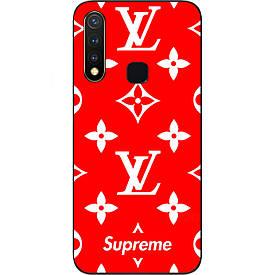 Чехол с картинкой силиконовый для Vivo Y19 Supreme