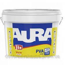 Клей AURA FIX PVA контактный 10кг