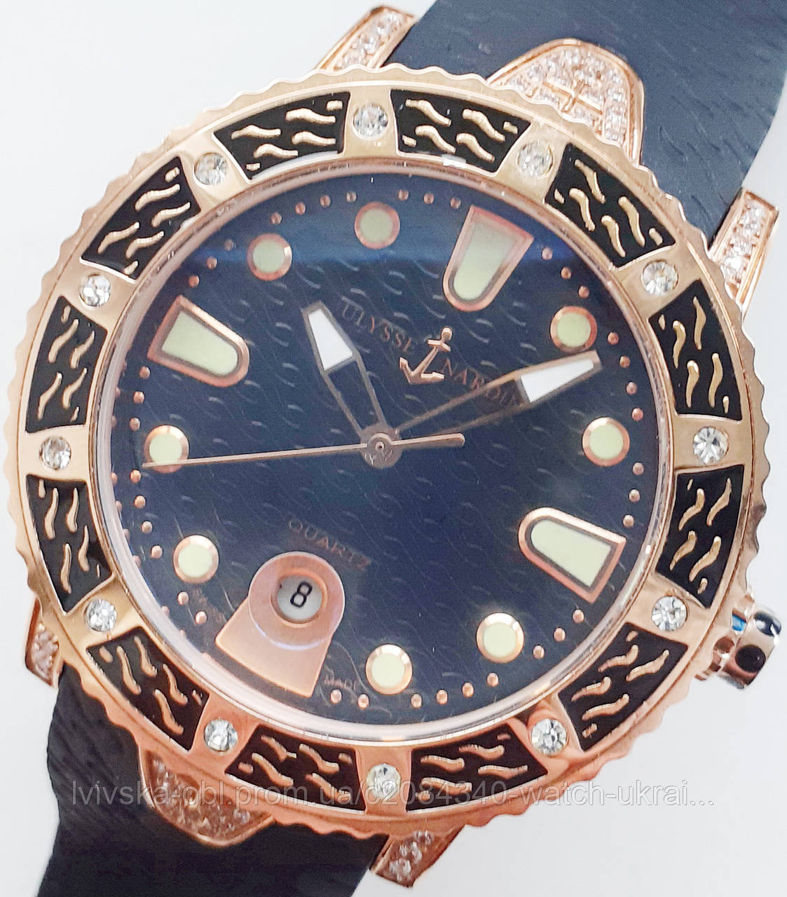 "Часы Ulysse Nardin Lady Diver ""Starry Night"""