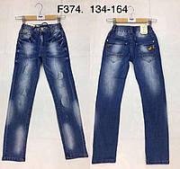 {есть:140} Джинсовые брюки для мальчиков F&D, Артикул: F374 [140]