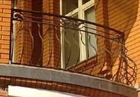 Балкон кований Б-3