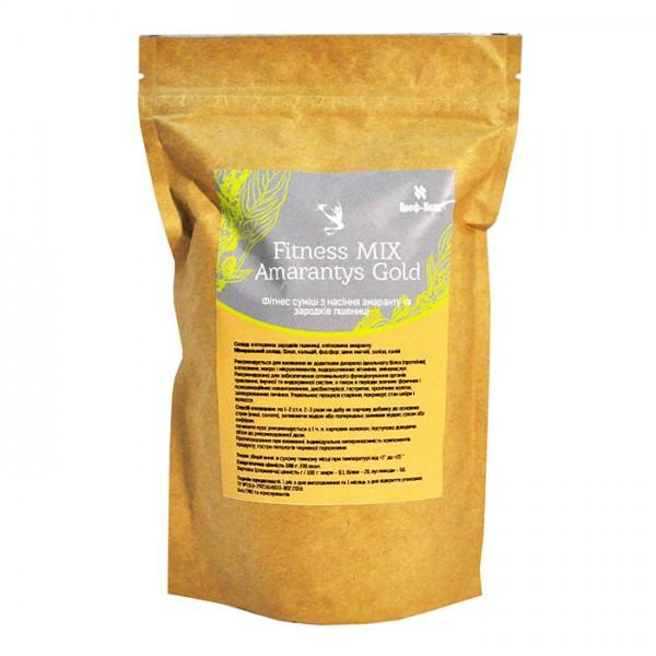 Смесь Фитнесс из семян амаранта и зародышей пшеницы Алеф-Коэн 330г