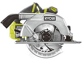 Аккумуляторная дисковая пила Ryobi R18CS7-0 BL18 В 5133002890, КОД: 1713962