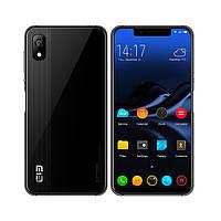 Смартфон черный, безрамочный с большим дисплеем на 2 sim Elephone A4 black 3/16 гб, фото 1