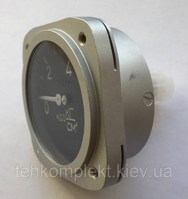 НТМ-400  Манометр недистанционный теплостойкий
