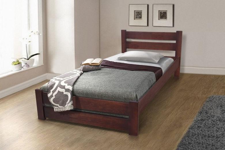Кровать Глория (Темный Орех)