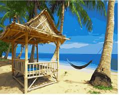 Картина по номерам - Райский пляж