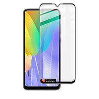 Захисне скло Huawei Y6p Full Glue 5D (Mocolo 0.33 mm)