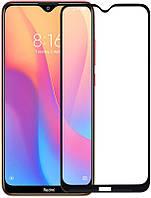 Защитное стекло TOTO 5D Cold Carving Tempered Glass Xiaomi Redmi 8 Redmi 8A Black 103706, КОД: 1476221