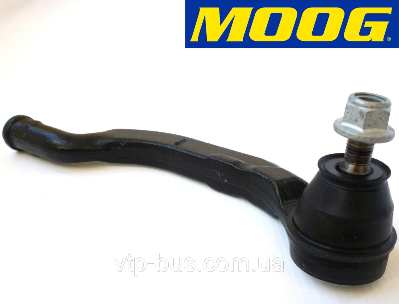 Наконечник рулевой тяги, правый на Renault Trafic / Opel Vivaro (2001-2014)  MOOG (Германия) RE-ES-0852