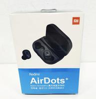 Беспроводные вакуумные наушники Xiaomi Redmi AirDots+ Plus, Черные