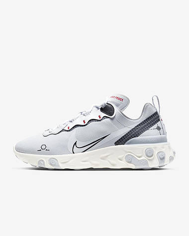 Кроссовки NIKE REACT ELEMENT 55 CU3009-002