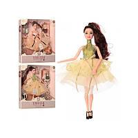 Лялька Емілія шарнірна 29см, аксес. M4370UA
