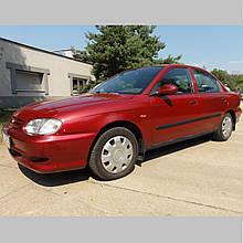 Молдинги на двері для KIA Sephia 1998-2001