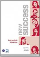 "New Success Intermediate Workbook + Audio CD Вид.""Longman"""