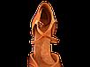 Жіноча латина взуття для бальних танців - Leron, фото 4