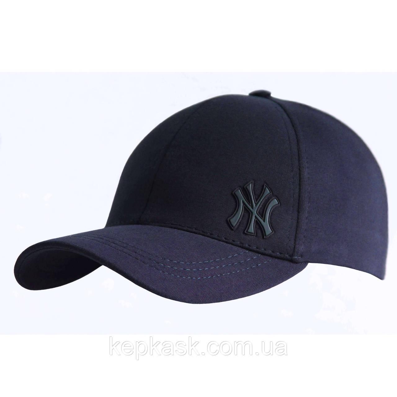 Бейсболка трикотаж NY