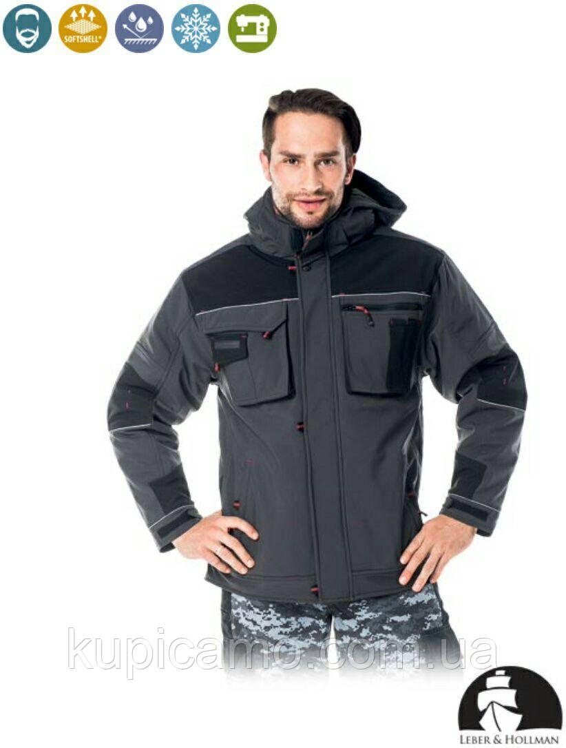 Куртка LEBER & HOLLMAN LH-STORM SB (Германия)