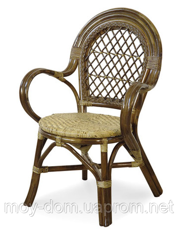 Кресло  0411  с подлокотником