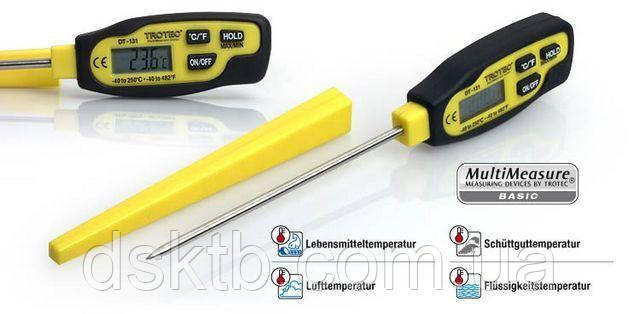 Термометр с Сертификатом о Калибровке, пищевой влагозащищенный Trotec BT20