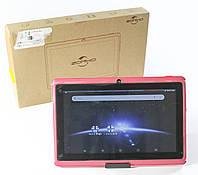"Планшет Zonko X77 7"" 1/8Gb Android 8 Quad Core 1.3ГГц Pink"