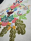 Рушник свадебный Изобилие, ручная вышивка, фото 2