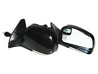 Дзеркало бокове ВАЗ 2109, 2108, 2115, 2113 Vitol ЗБ 3109П BLACK/LED