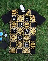 Футболка Versace gold