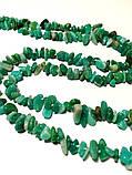 Бусы длинные Амазонит, натуральный камень, длина 95 см, тм Satori \ Sk - 0067, фото 2