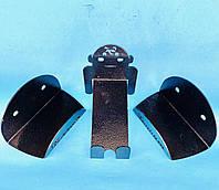 Крепеж (велокрепеж)  крепление крюк-кронштейн для хранения велосипеда за педаль FE-07., фото 1