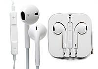 НАУШНИКИ для iPhone Apple EarPods+ПУЛЬТ+КОРОБКА!, Акция f