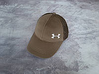 Хаки кепка Under Armour