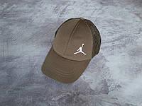 Оливковая (хаки) кепка Jordan (Джордан)