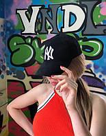 Кепка New York Yankees - черный без наклеек, фото 1