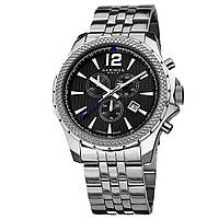 Мужские часы AKRIBOS XXIV Серебряные (1703000)