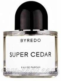Парфюмированная вода в тестере BYREDO Super Cedar 100 мл