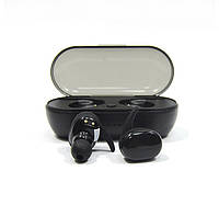 Беспроводные наушники с гарнитурой TWS-4 Black (300557BL)