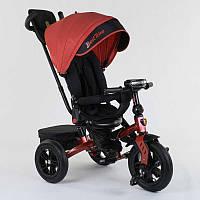 Велосипед 3-х колёсный Best Trike 9500 - 9172 Красный IG-77014, КОД: 1369744