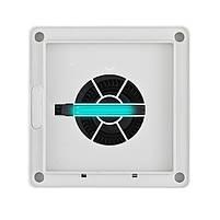Очиститель воздуха HEPA с бактерицидной лампой для автомобиля и дома 12v/220v NOBICO, фото 4
