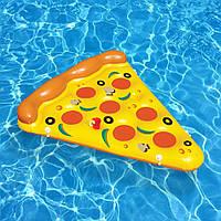 """Надувной матрас""""Пицца"""" 180 см"""