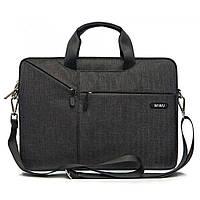 "WIWU City Commuter Bag for MacBook Pro 13,3"" black"