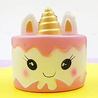Squishy antistress Cake Unicorn white