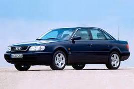 Коврик в салон Audi A6 (C4) 1997-2004 передние