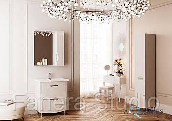 Зеркало Мерете с подсветкой