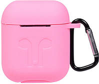 Кейс TOTO 1st Generation Thick Cover Case AirPods Pink 101708, КОД: 1312545